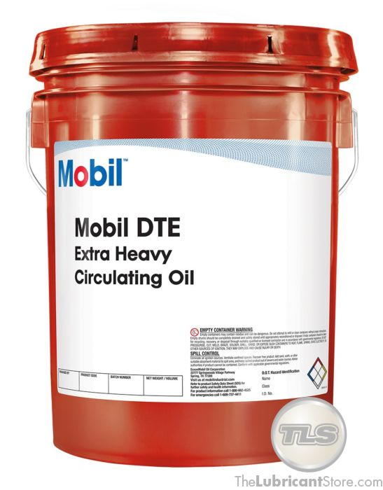 Mobil DTE Extra Heavy (5 Gal  Pail)