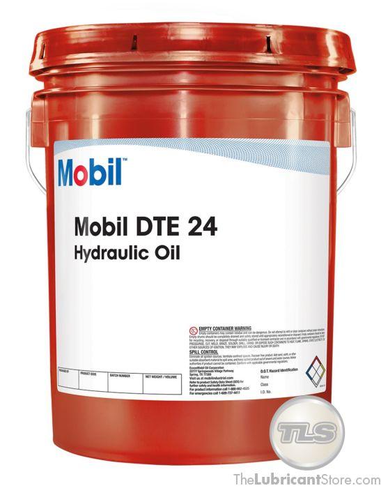 Mobil DTE 24 (5 Gal  Pail)