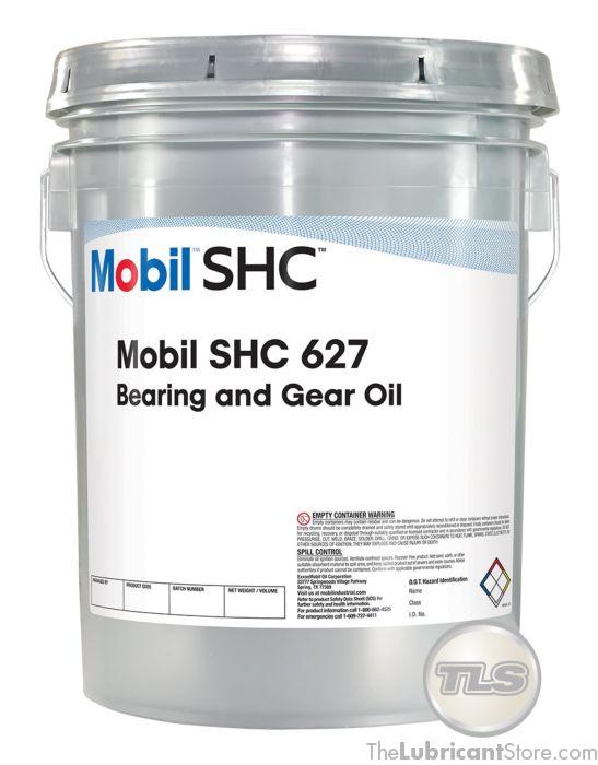 Mobil SHC 627 (5 Gal  Pail)