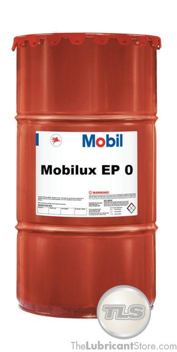 Mobilux EP 0 (16 Gal  Keg)