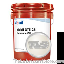 Mobil dte 25 replacement (5 gal. ).