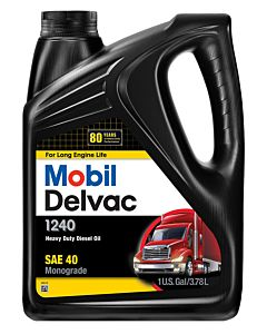Mobil Delvac 1240 4x1G