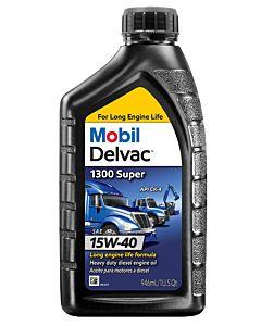Mobil Delvac 1300 Super 15W40 (Case - 6 Quarts)