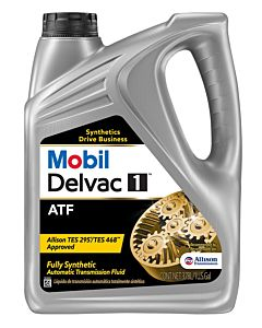 Mobil Delvac 1 ATF (Case of 4 - 1 Gal. Containers)
