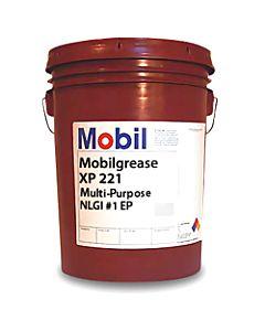 Mobilgrease XHP 221 (5 Gal. Pail)