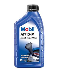Mobil ATF D/M Front