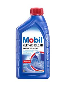 Mobil Multi-Vehicle ATF Front