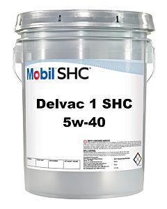 Mobil Delvac 1 SHC 5w-40 (5 Gal. Pail)