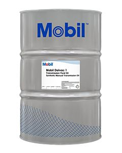 Mobil Delvac 1 Transmission Fluid 50 (55 Gal. Drum)