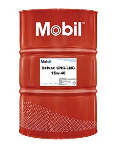 Mobil Delvac CNG/LNG 15w-40 (55 Gal. Drum)