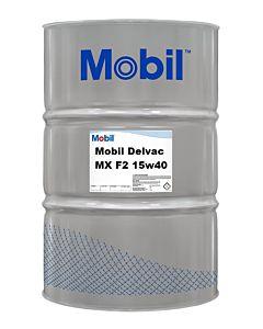 Mobil Delvac MX F2 15W40 (55 Gal. Drum)