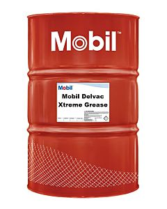 Mobil Delvac Xtreme Grease (55 Gal. Drum)