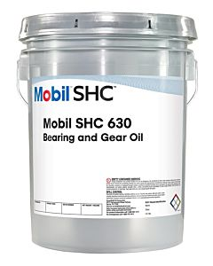 Mobil SHC 630 Pail