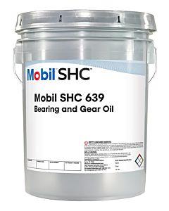 Mobil SHC 639 Pail