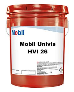 Mobil Univis HVI 26 (5 Gal. Pail)