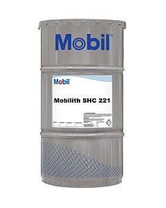 Mobilith SHC 221 (120 lb. Keg)