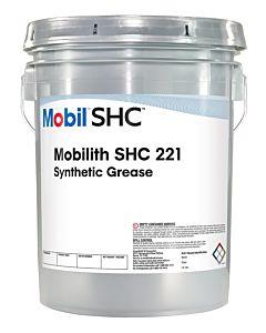 Mobilith SHC 221 (5 Gal. Pail)