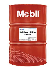 Mobilube HD Plus 80W90 (55 Gal. Drum)