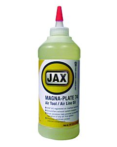 JAX Magna Plate 74 Air Tool Oil Bottle