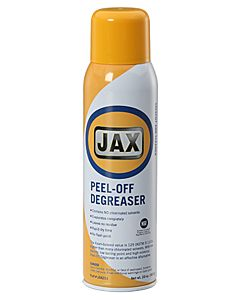 JAX Peel Off Degreaser Cans