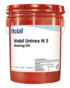 Mobil Unirex N3 Pail
