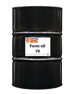 Dyna-Plex 21C Form Oil 70 (55 Gal. Drum)