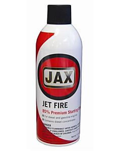 JAX Fire Starting Ether can