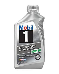Mobil 1 10W30 (Case - 6 Quarts)