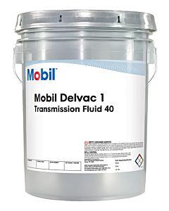 Mobil Delvac 1 Transmission Fluid 40 (5 Gal. Pail)