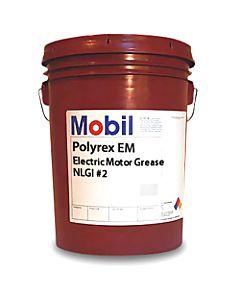 Mobil Polyrex EM (5 Gal. Pail)