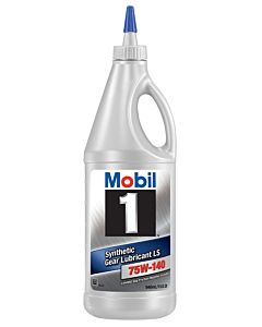 Mobil 1 Synthetic Gear Lube LS 75w140