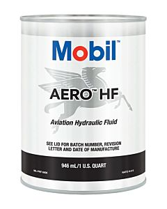 Mobil Aero HF (Case of 24 - 1 Qt. Containers)