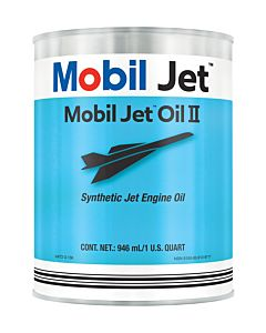 Mobil Jet Oil II Quart