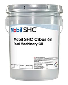 Mobil SHC Cibus 68 (5 Gal. Pail)