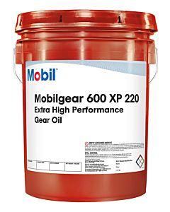 Mobilgear 600 XP 220 Pail