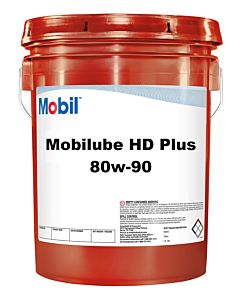 Mobilube HD Plus 80W90 (5 Gal. Pail)