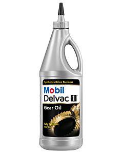 Mobil Delvac 1 Gear Oil 75w90 (Case - 12 Quarts)