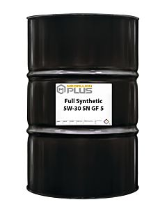 Medallion Plus Full Synthetic 5W-30 SN GF-5 (55 Gal. Drum)
