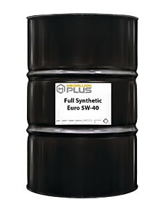 Medallion Plus Full Synthetic Euro 5W-40 (55 Gal. Drum)