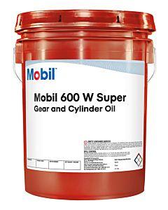 Mobil 600W Super Cylinder Pail b