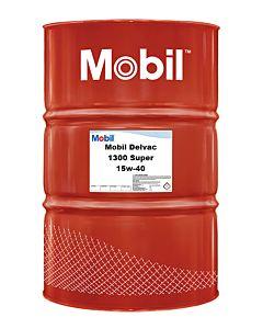 Mobil Delvac 1300 Super 15w-40 (55 Gal. Drum)