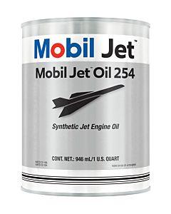 Mobil Jet Oil 254 Quart