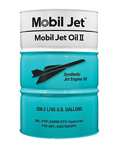 Mobil Jet Oil II Drum