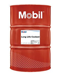 Mobil Long Life Coolant (55 Gal. Drum)