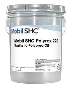 Mobil SHC Polyrex 222 (5 Gal. Pail)