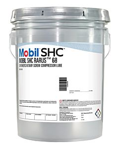 Mobil SHC Rarus 68 (5 Gal. Pail)