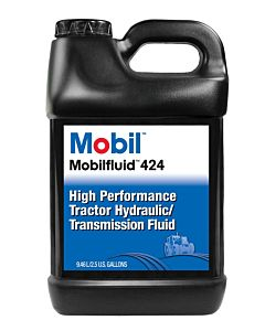 Mobilfluid 424 2.5 Gallon