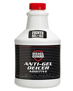 ValvTect Diesel Guard Anti-Gel Deicer (Case of 12 - 32 oz. Containers)